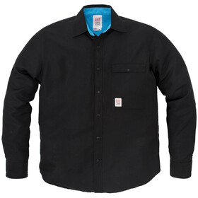 Topo Designs Breaker Shirt Jacket Herre black
